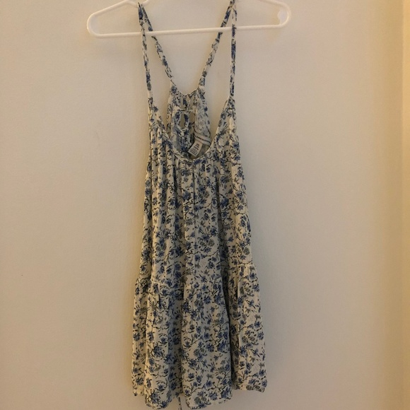 American Eagle Outfitters Tops - american eagle babydoll floral tank